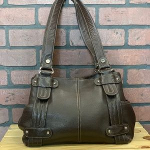 Tignanello BROWN BAG✨ GREAT CONDITION!